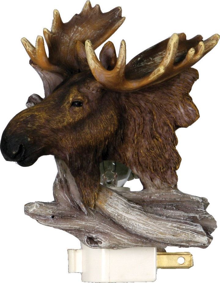 Moose 3D Night Light