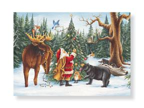 Christmas Cards: Northwoods Christmas