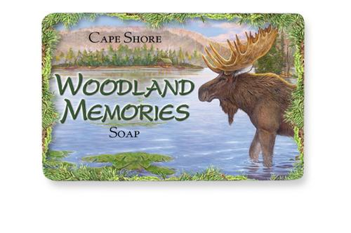Woodland Memories Balsam Soap