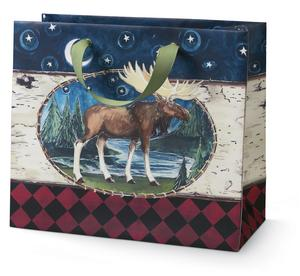 Gift Bag - Moose Crossing