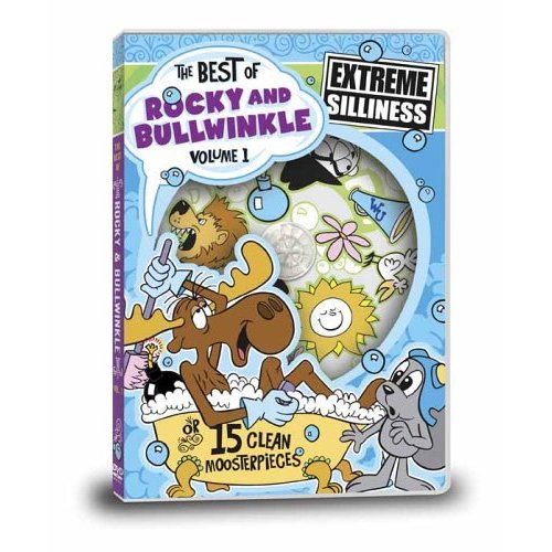 The Best of Rocky and Bullwinkle, Vol. 1 DVD