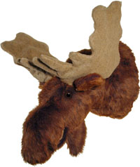 Eric - XX-Large Moose Trophy Mount