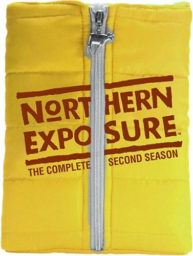 Northern Exposure Season 2 DVD