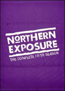 Northern Exposure Season 5 DVD