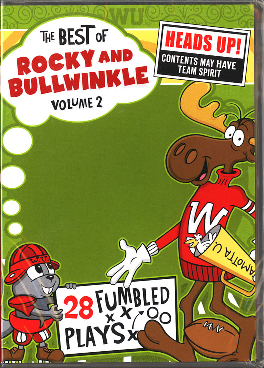The Best of Rocky and Bullwinkle, Vol. 2 DVD - Click Image to Close