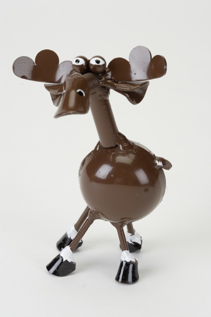 Table Top Moose Character