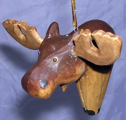 how to make a wooden moose