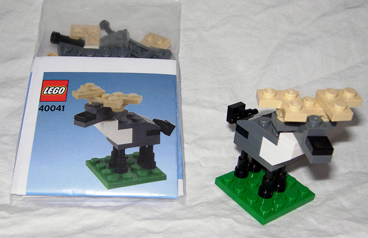 LEGO® Moose Kit