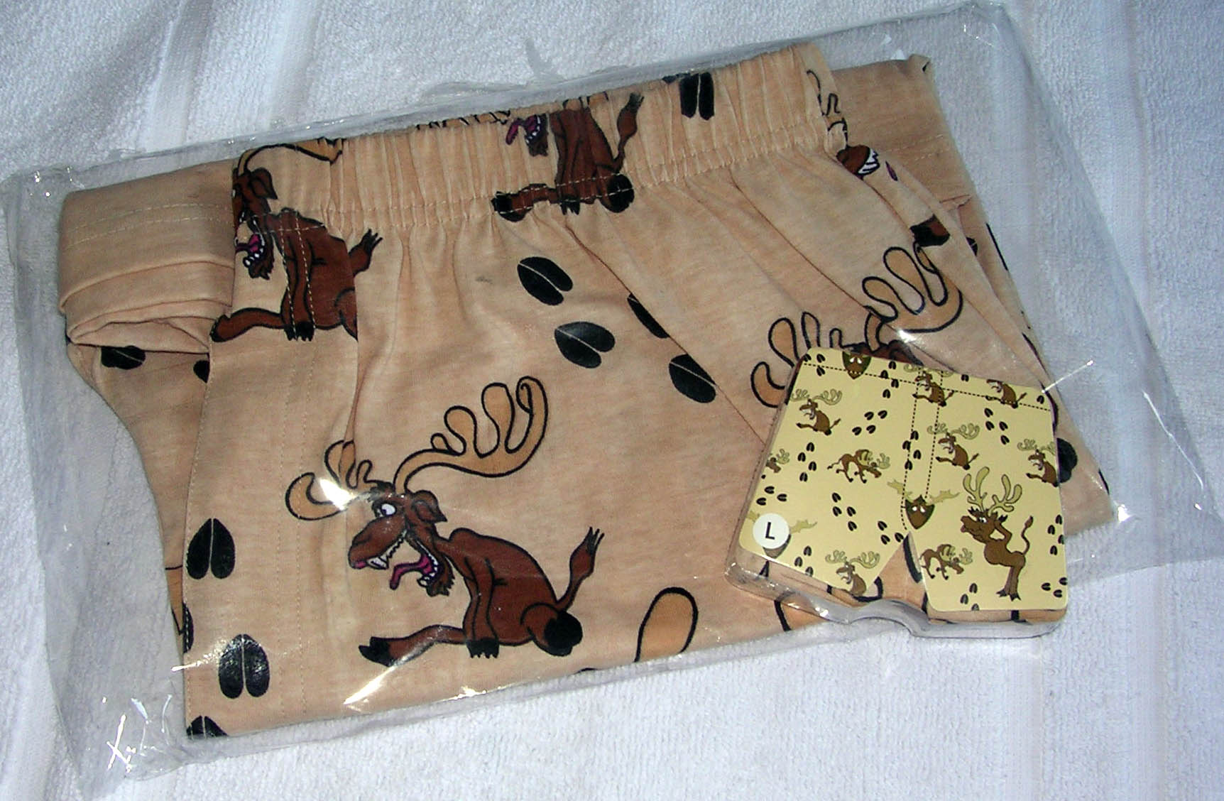 Magic Moose Boxers - Medium